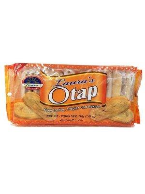 Laura's Otap Sugar Biscuits (orange) 210g