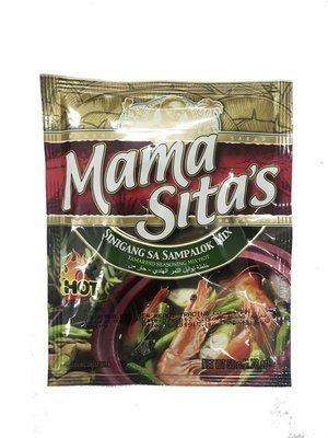 Mama Sita's Sinigang na Sampalok Mix Hot 50g