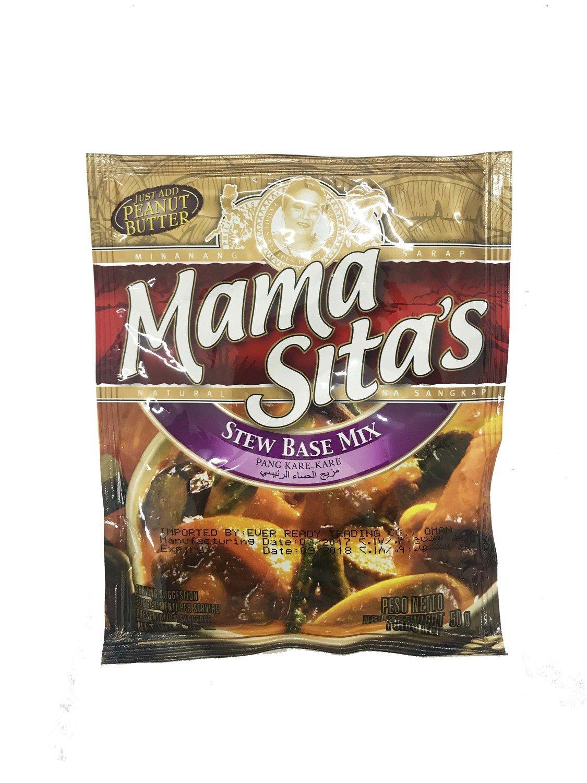 Mama Sita's Stew Base Mix (Kare-Kare) 50g