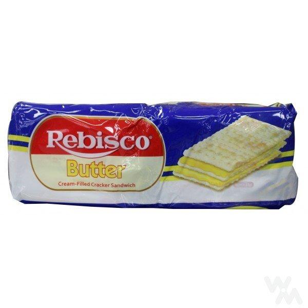 Rebisco Butter Cream Filled Cracker Sandwich