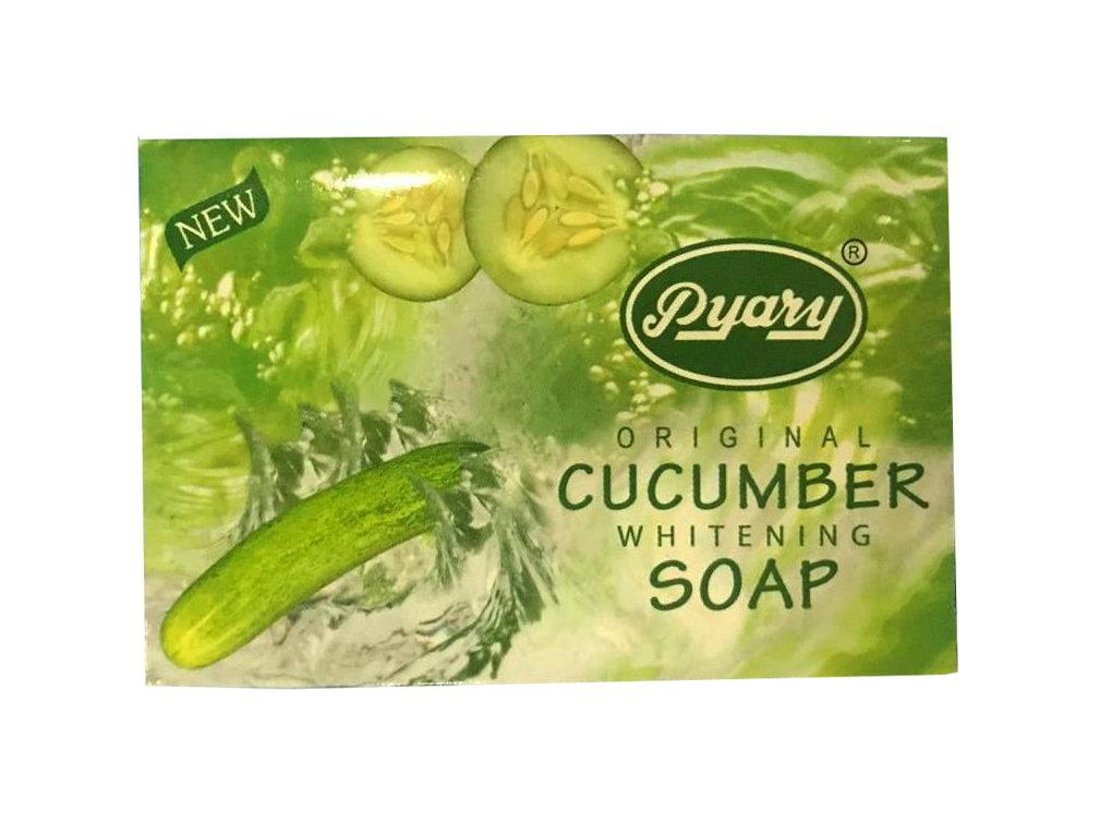 Pyary Original Cucumber Herbal Soap