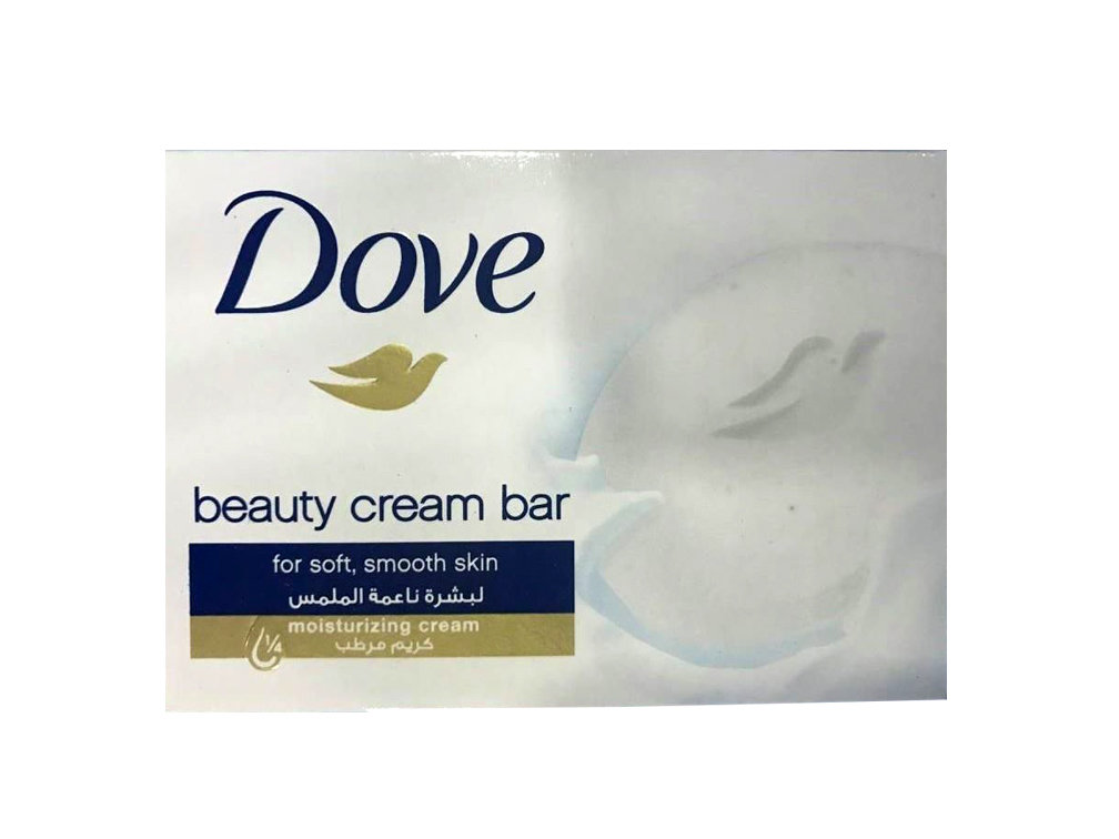 Dove Beauty Cream bar for soft, smooth skin 135g