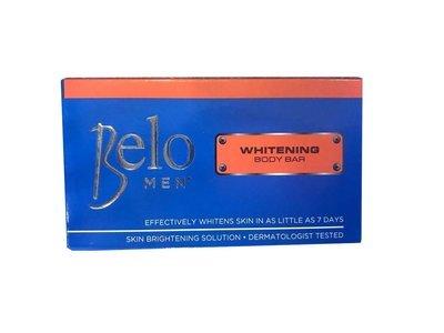 Belo Men Whitening Body Bar 135g