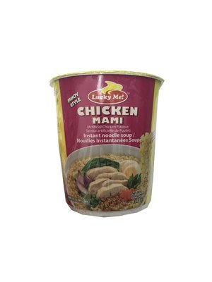 Lucky Me Chicken Mami Instant Noodle Soup 65g
