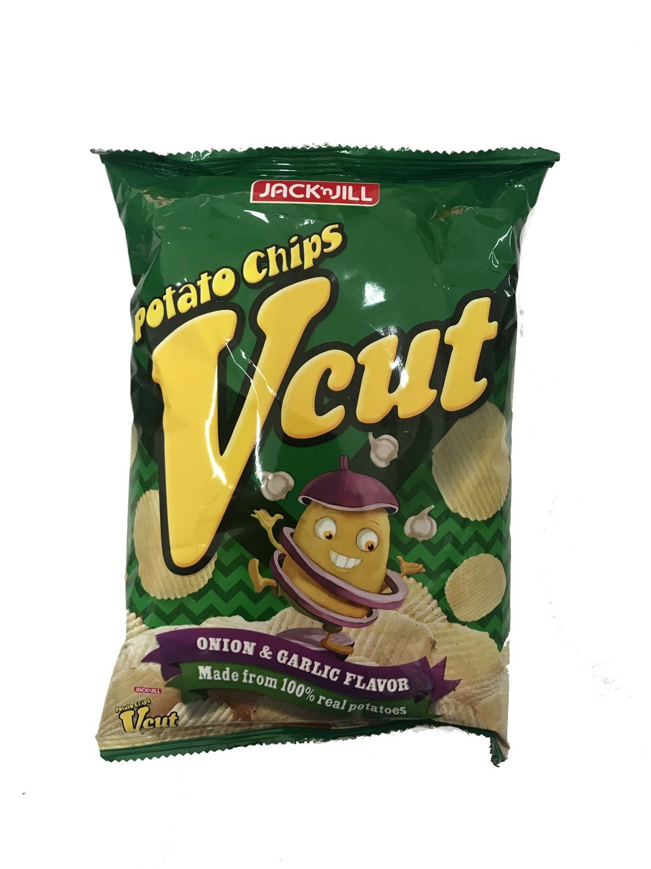 Vcut Onion & Garlic Flavor 60g
