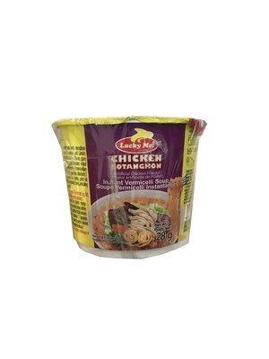 Lucky me Chicken Sotanghon Noodle Soup 65g