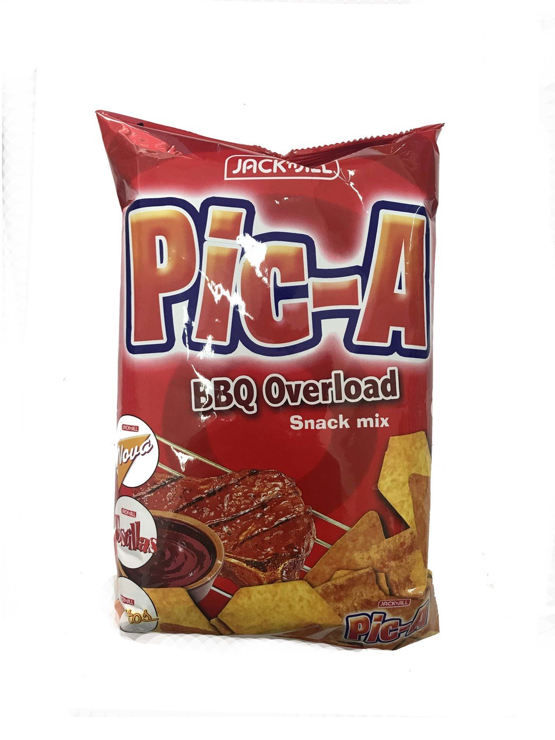 Pic-A BBQ Overload Snack Mix 180g