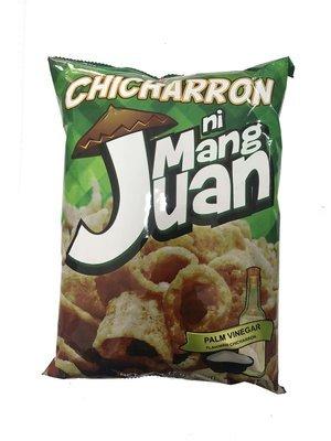 Chicharron ni Mang Juan Palm Vinegar 90g