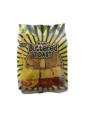 Laura's Manna Buttered Toast 100g
