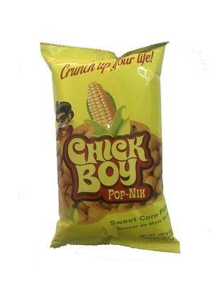 Chick Boy Pop-Nik Sweet Corn Flavor