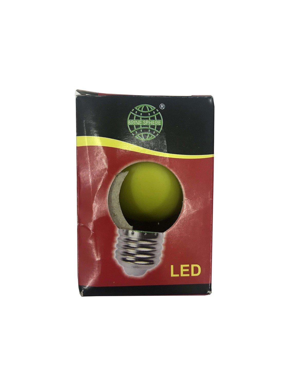 Led Color Bulb E27
