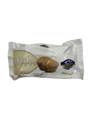 Dahabi Muffin Plain 72GM