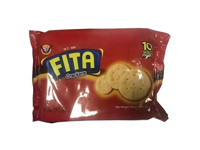 M.Y. Fita Crackers 10 Solo Packs 300g
