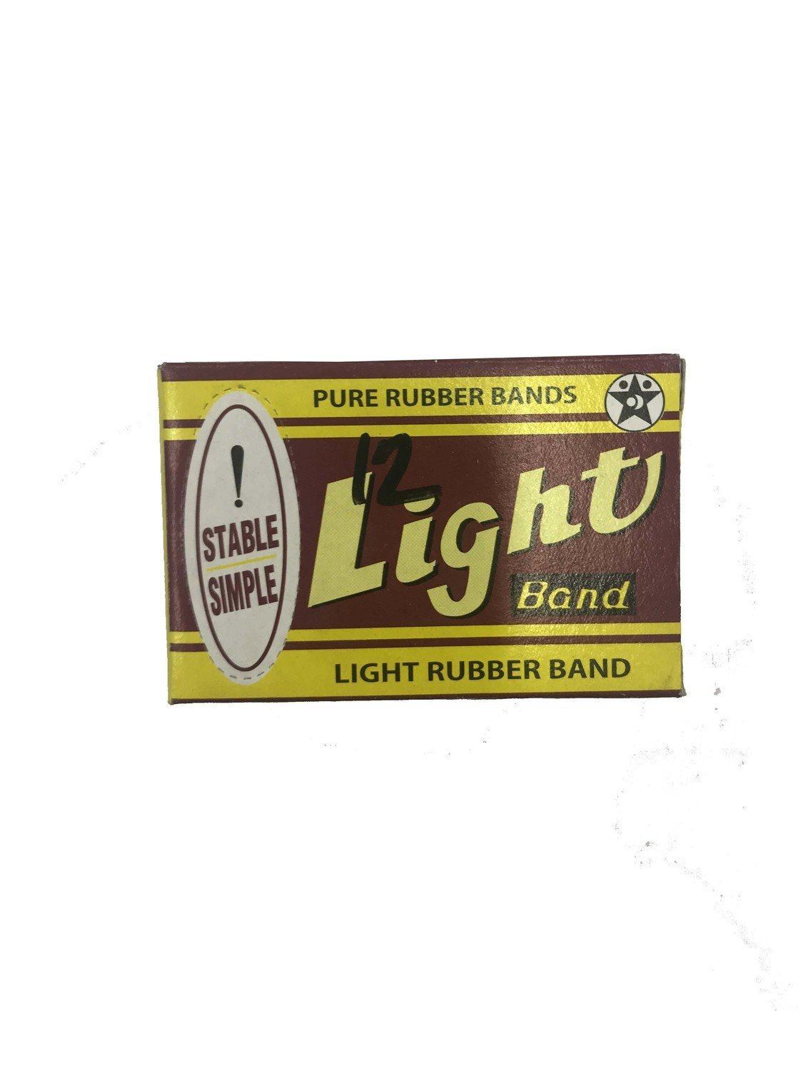 Light Band Pure Rubber Bands