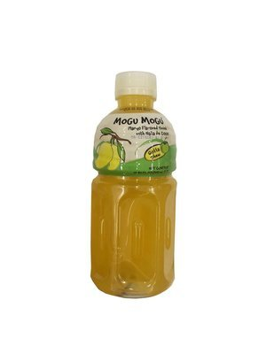 Mogu Mogu -  Mango Flavored Drink with Nata De coco