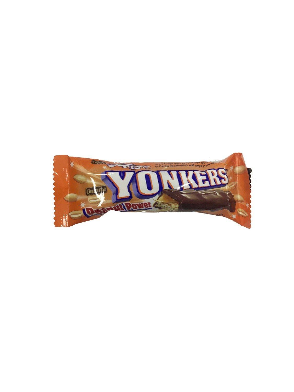 Yonkers Peanut Power