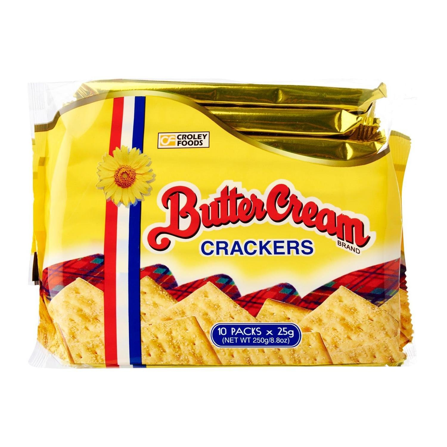 Buttercream Chocolate Crackers 250g
