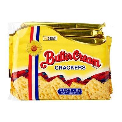 Buttercream Chocolate Crackers 250g