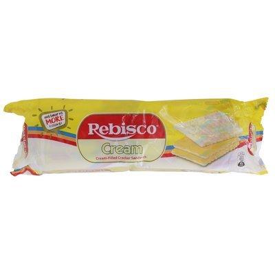Rebisco Cream cream filled cracker sandwich