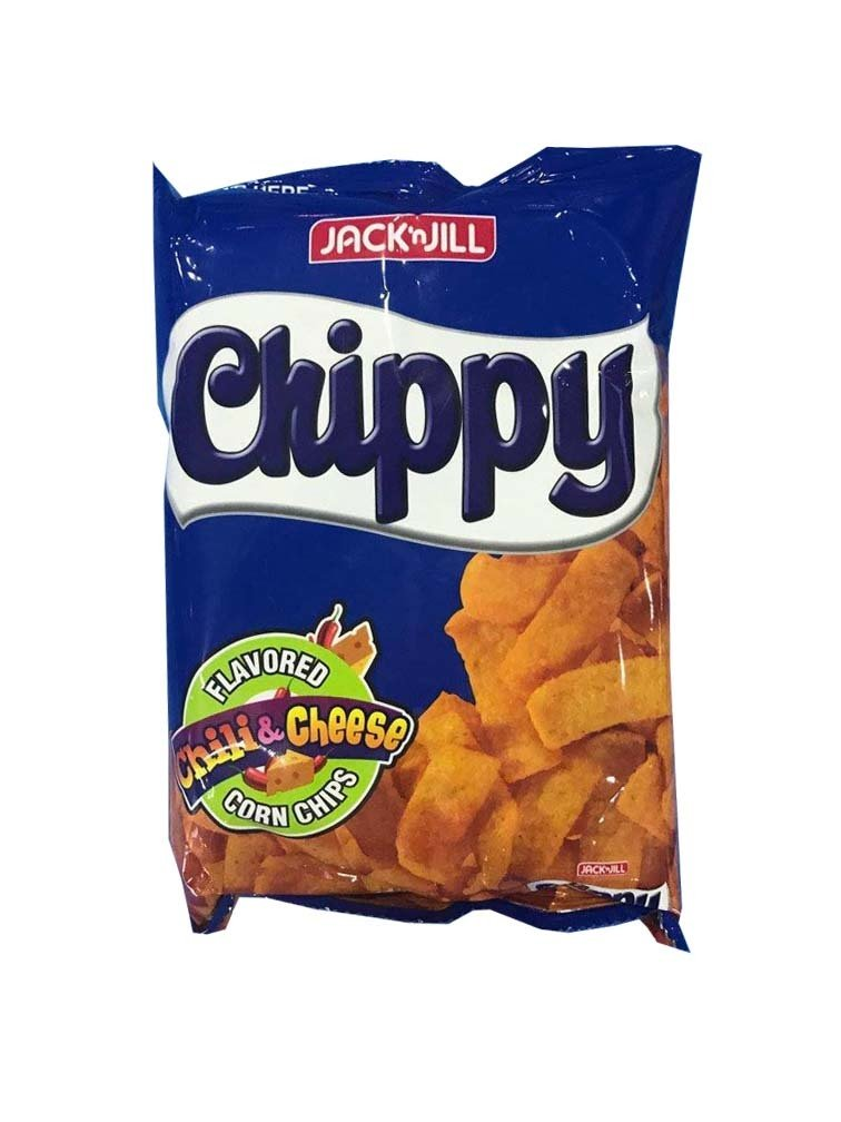 Chippy Flavored Chilli & Cheese Corn Chips 110g
