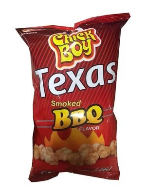 Chick Boy Texas Smoked BBQ Flavor 100g