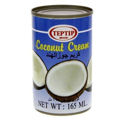 Teptip Coconut Cream 165ml