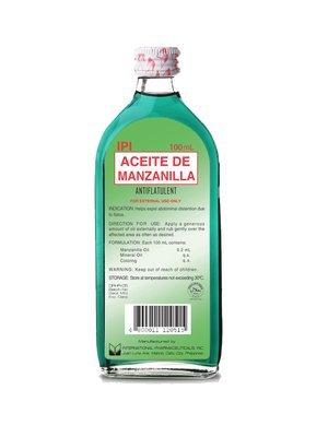 Aceite De Manzanilla 100ml
