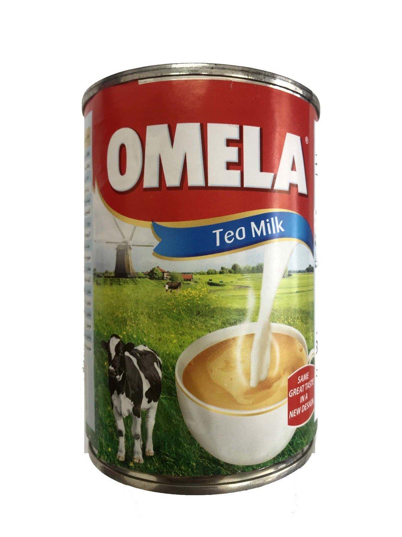 Omela Tea Milk 386ml