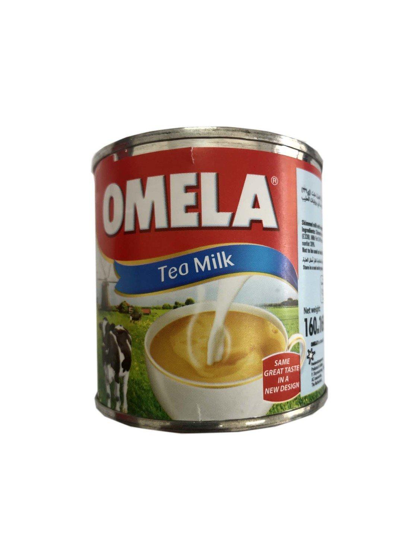Omela Tea Milk 160ml