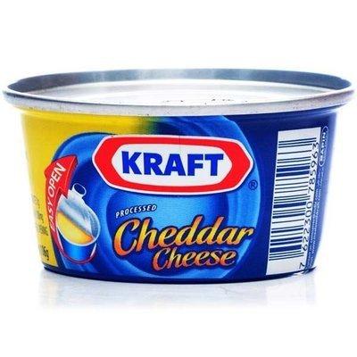 Kraft Cheddar Cheese 50g