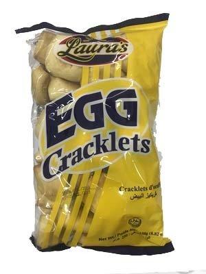 Laura Egg Cracklets 250g