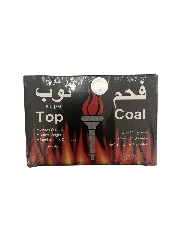 Super Top Coal 60 pcs