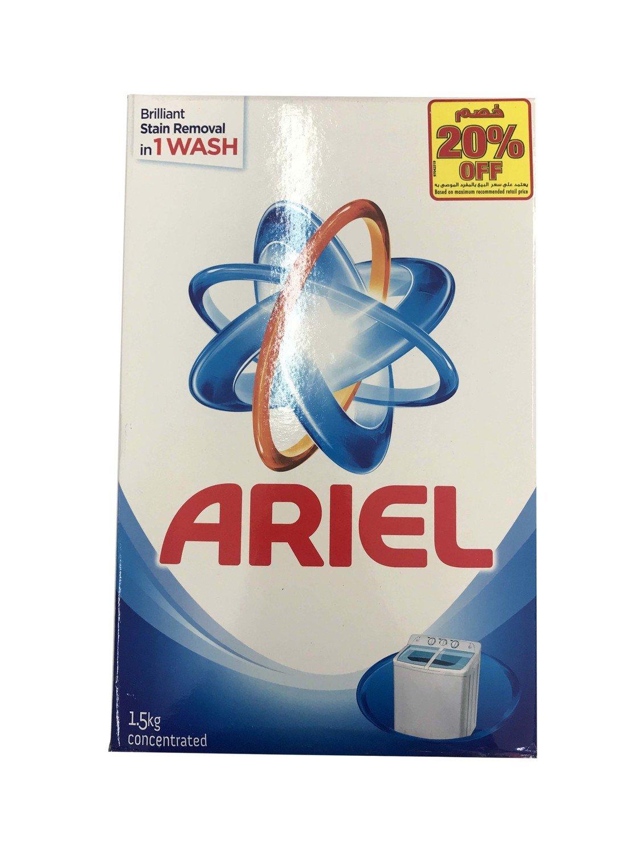Ariel Original Scent 1.5kg