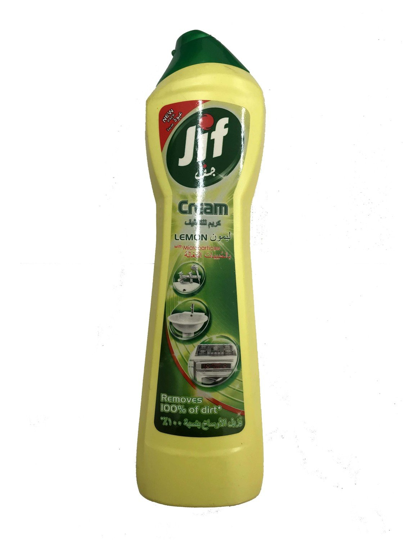 Jif Cream Lemon 500ml