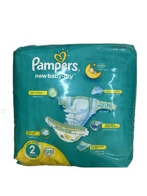 Pampers New Baby Dry (2 3-6kg)