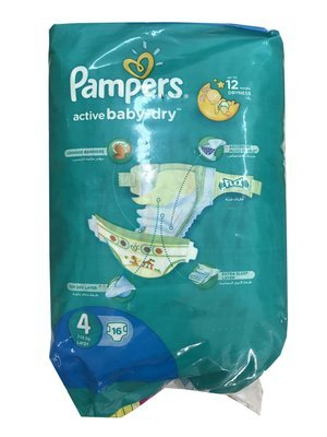 Pampers Active Baby Dry 5 (7-14kg)