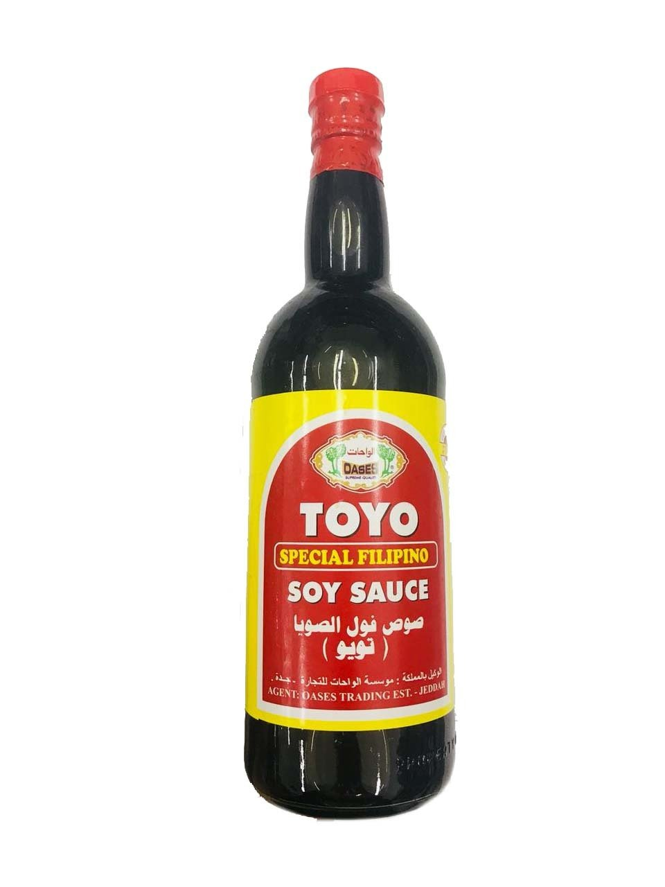 Oases Toyo Special Filipino Soy Sauce 750ml