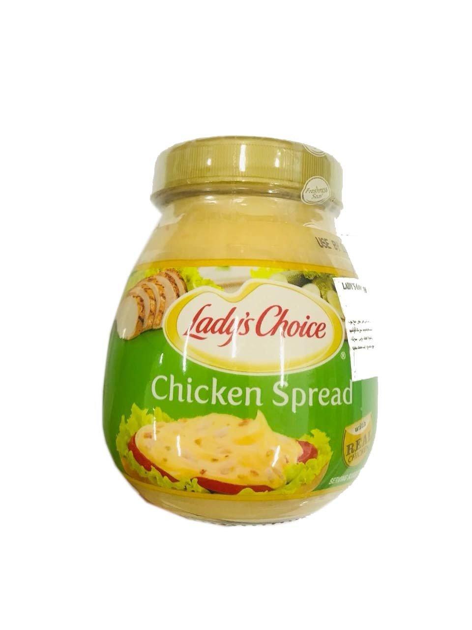 Ladys Choice Chicken Spread 220ml