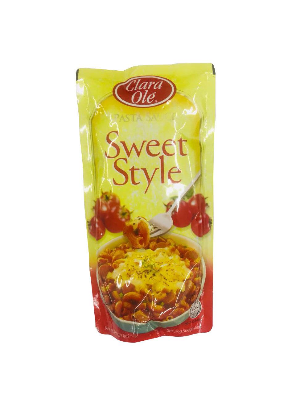 Clara Ole Sweet Style Spaghetti Sauce 250g