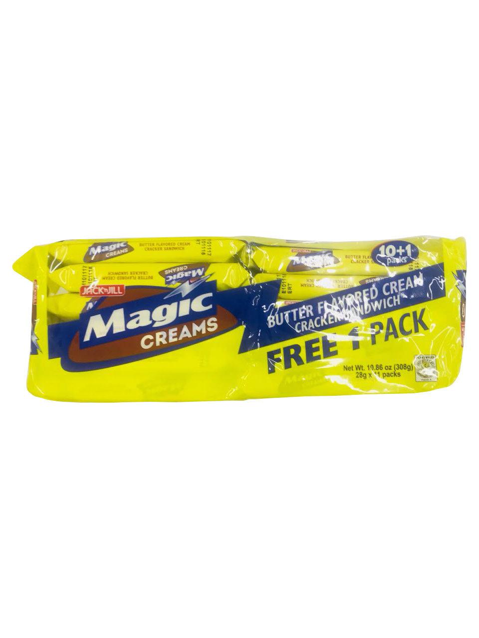 Magic Creams Butter 28gx11 Pcks
