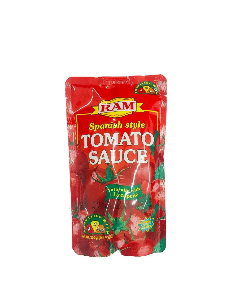 Ram Spanish Style Tomato Sauce 200g