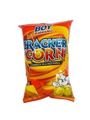 Boy Bawang Cracker Corn Cheese 80g
