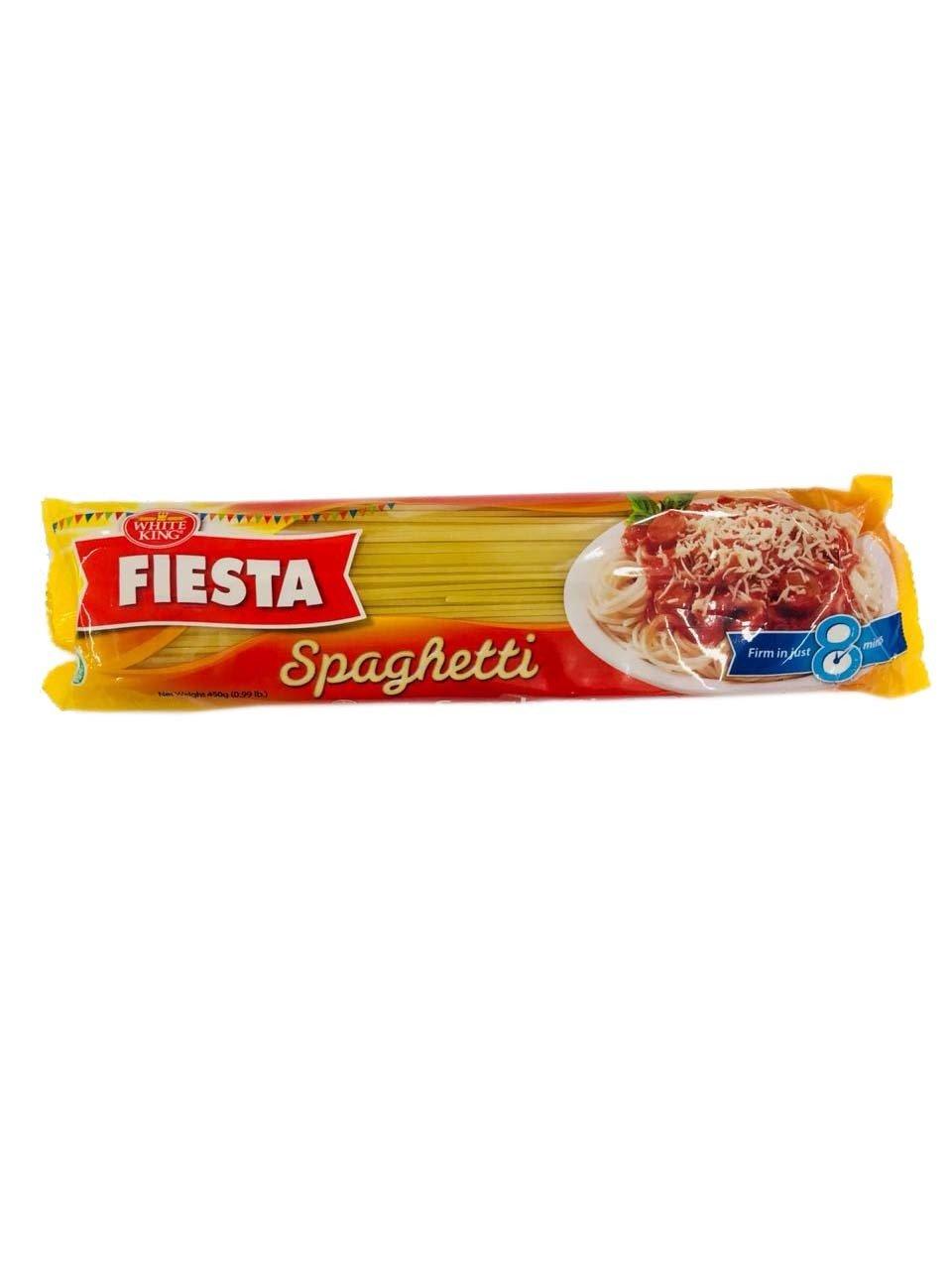 White King Fiesta Spaghetti Sticks 450g