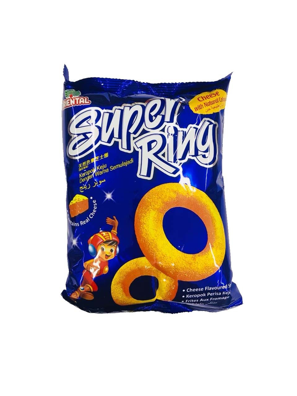 Oriental Super Ring Cheese 60g