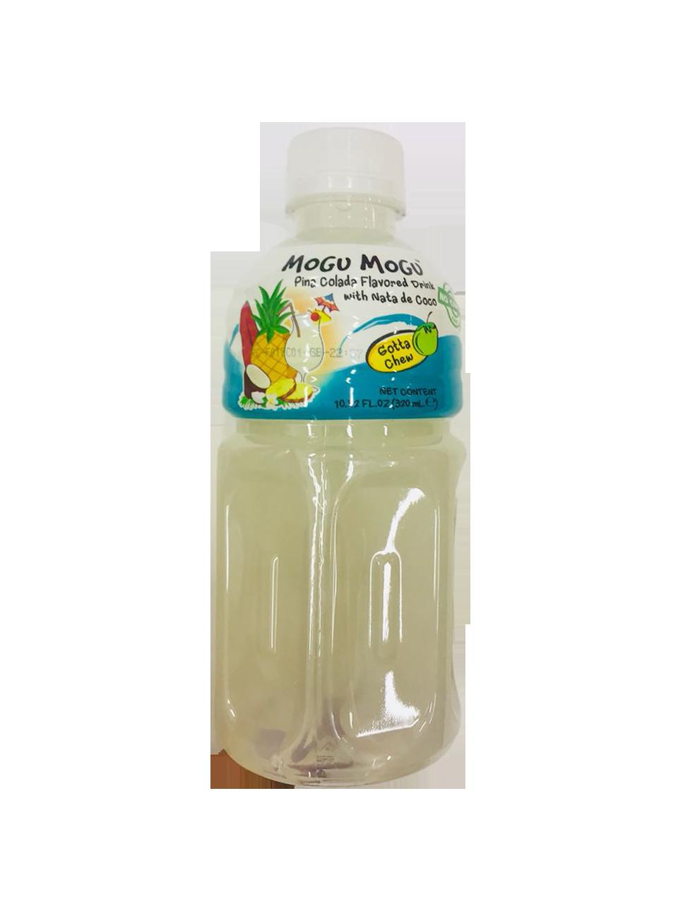 Mogu Mogu Pina Colada Flavored Drink Nata De Coco 320ml