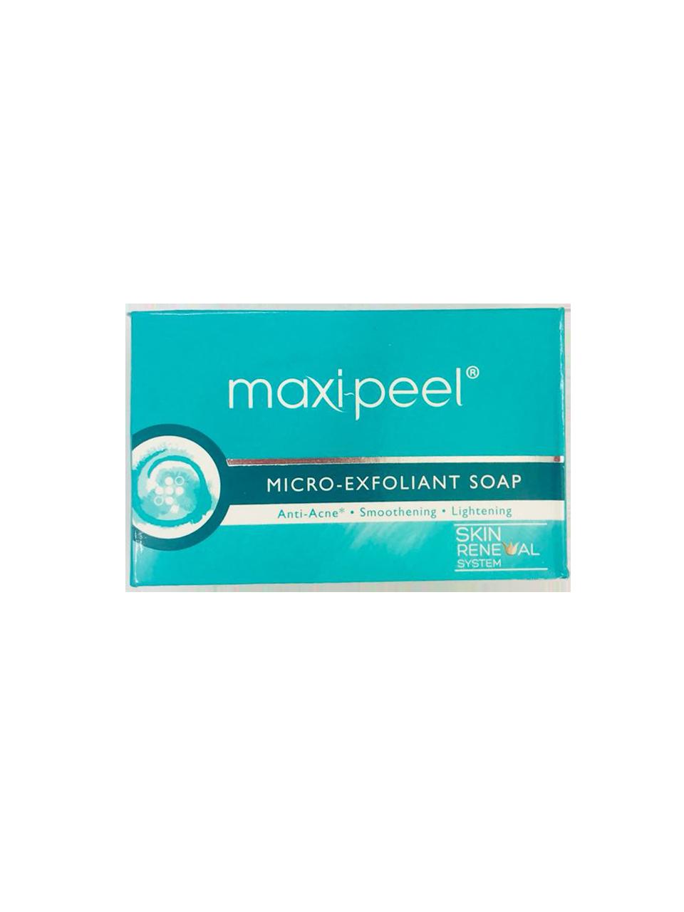 Maxipeel Micro Exfoliant Soap 125g