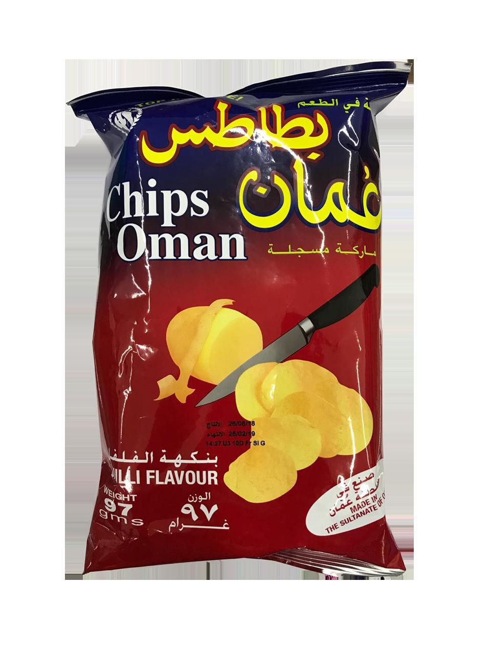 Chips Oman 97g