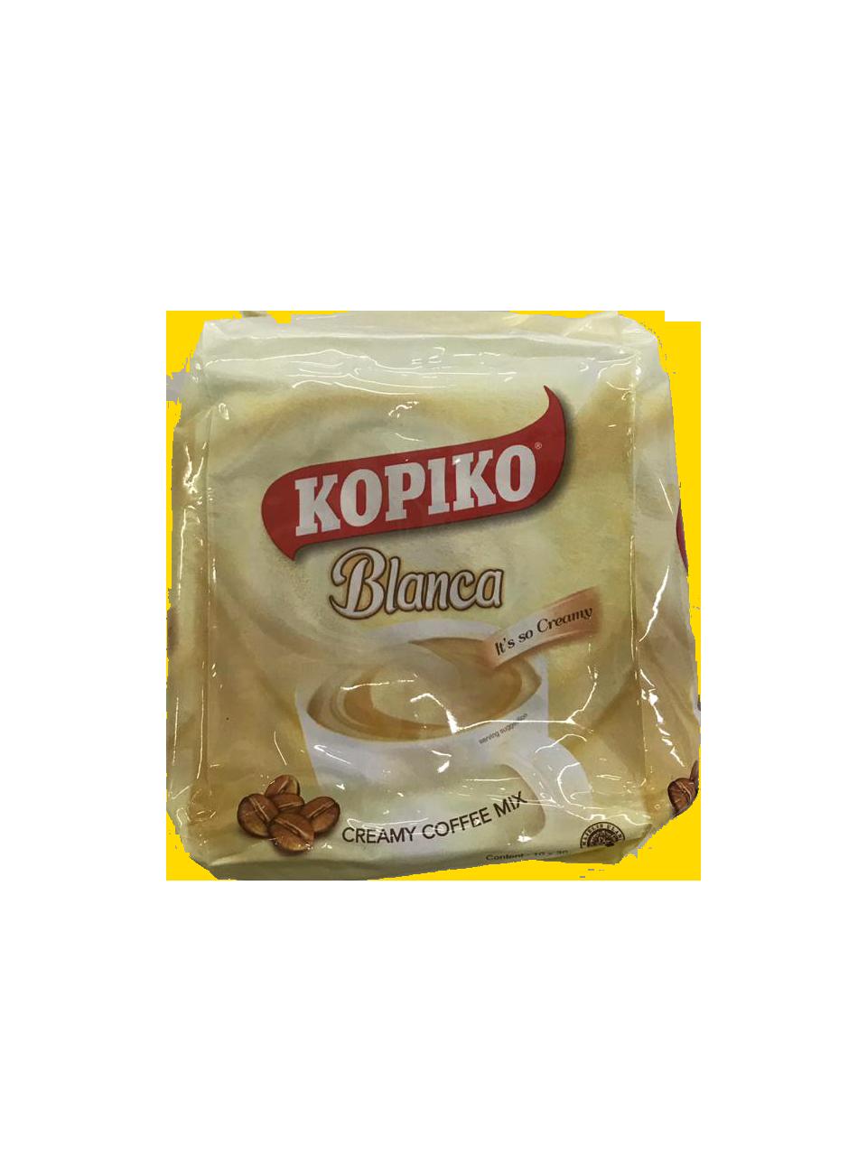 Kopiko Blanca Pack 10x30g