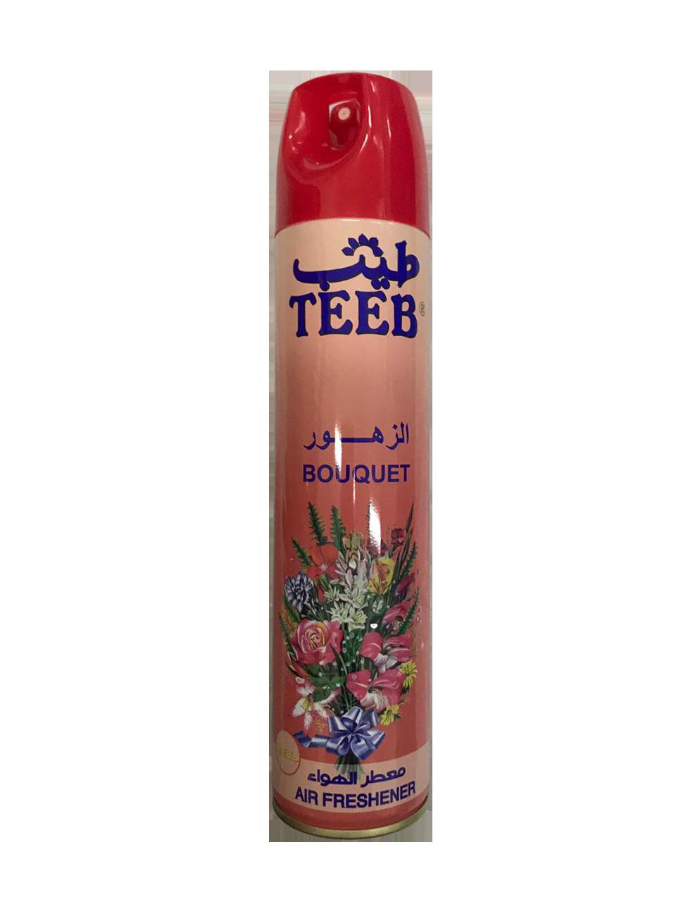 Teeb Bouquet Air Freshner 300ml