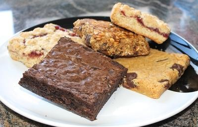Bars, Blondies, and Brownies